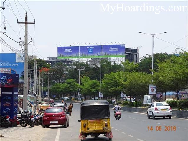Hoardings at OMR Perungudi in Hyderabad, Best outdoor advertising company Hyderabad