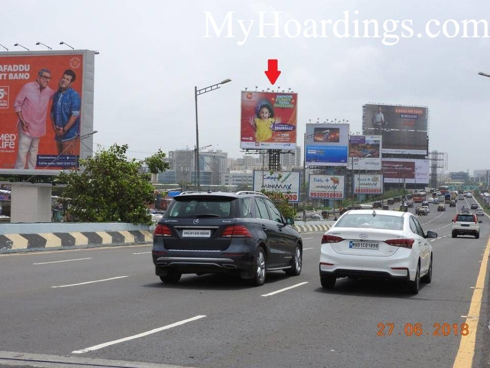 OOH Advertising Mumbai, Outdoor publicity companies in Bandra,  Hoardings Agency in Mumbai