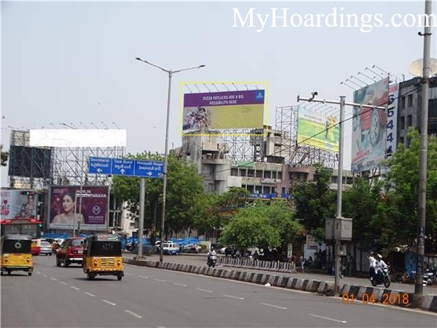 Billboard Advertising and Brand Promotion agency Hyderabad, Flex Banner
