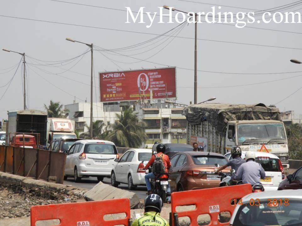 OOH Hoardings Agency in India, highway Hoardings advertising in Chembur Mumbai, Hoardings Agency in Mumbai