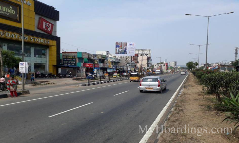 Best OOH Ad agency in Guduvancherry Chennai, Hoardings Company Chennai, Flex Banner