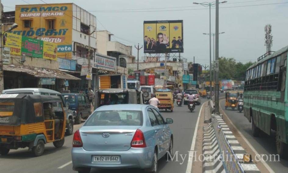 OOH Hoardings Agency in India, highway Hoardings advertising in Poonamallee Chennai, Hoardings Agency in Chennai