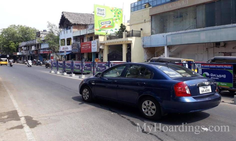 Best OOH Ad agency in Chennai, Hoardings Company at Ashok Nagar Chennai