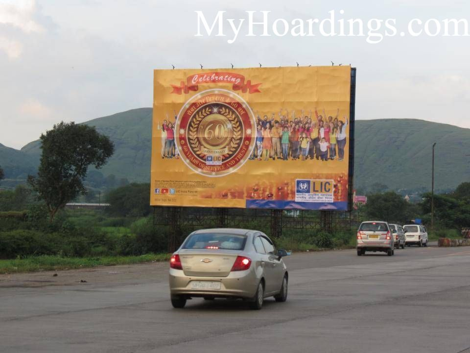 OOH Advertising Mumbai, Outdoor publicity companies Mumbai- Nashik Highway, Hoardings Agency in Mumbai