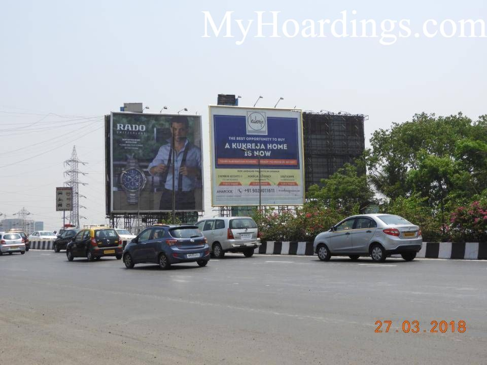 Outdoor advertisement Hoardings in Mumbai, Best outdoor advertising company Sion Chunabhatti Mumbai