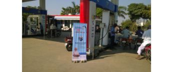 Advertise on Mumbai Petrol Pumps | Branding on Petrol pumps in Maharashtra