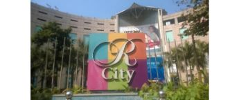 Kiosk Branding in R City Mall, Mumbai, Brand Advertising in malls, Promotions in malls