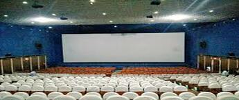 Video ads Rajlakshmi Theatre 70MM Advertising in Hyderabad, Single Screen Advertising and Branding services.