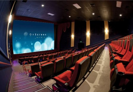 SRS Cinemas Theatre Advertising Agency