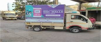 Tempo Advertising in Moradabad, Tempo Advertisings Rates in Moradabad