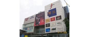 Kiosk Branding in Treasure Island, Indore, Brand Advertising in malls, Promotions in malls
