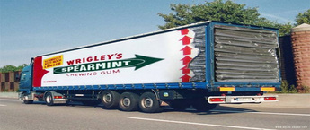 Truck Advertising in Mumbai-Kolkata Highways, Truck Advertising Agency in Mumbai-Kolkata Highways