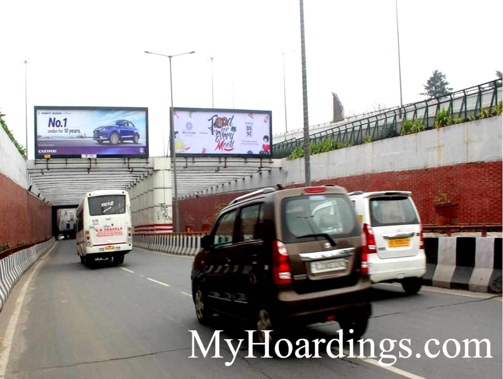 Outdoor advertisement Hoardings in Near Botanical Garden Sector -37 Noida, Best Hoardings outdoor advertising company UP