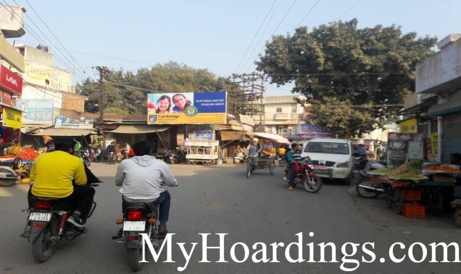 Best outdoor advertising company Main Market in Dhuri,Outdoor Media in Punjab