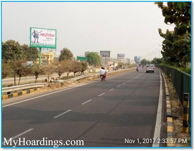 OOH Advertising Lucknow, Outdoor Publicity Companies, Hoardings Agency in Lucknow