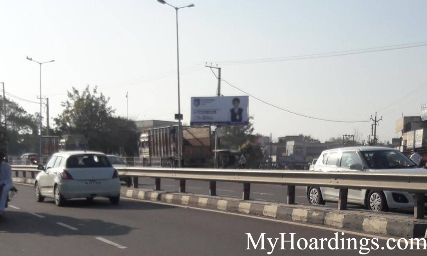 Truck Union in Bhawanigarh Billboard advertising, Advertising company Bhawanigarh, Flex Banner