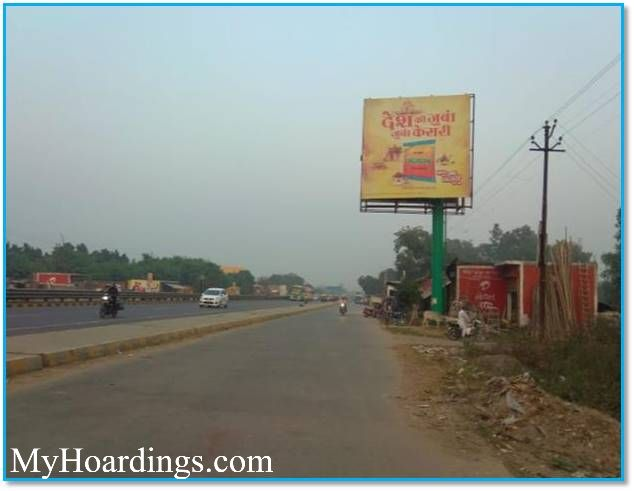 Best outdoor advertising company Safedabad in Lucknow