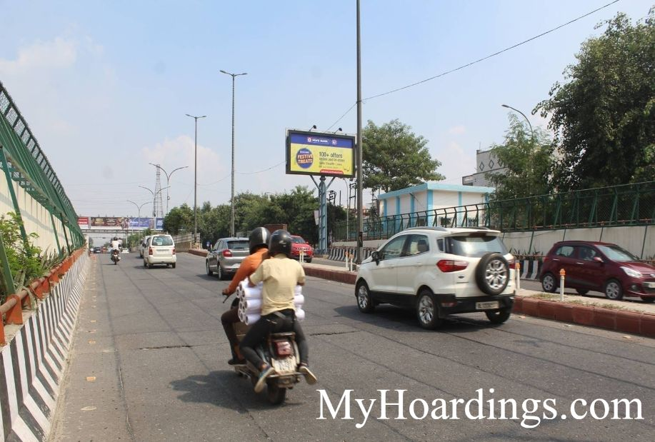 How to Book Unipole in Noida, Best outdoor advertising company Before Stardom Sec -16 in Noida