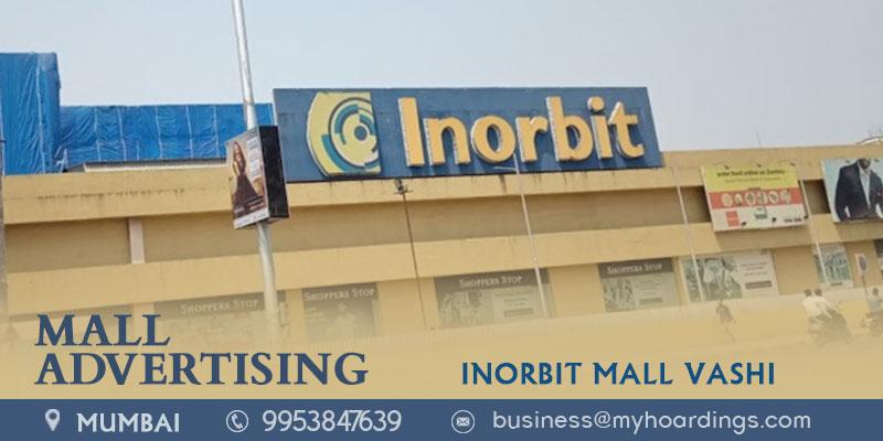 Shopping Mall Branding in Mumbai,Advertising in Inorbit Mall Vashi. Mumbai mall advertising
