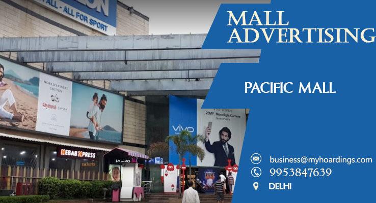 Shopping Mall Advertising in Delhi,Branding in Pacific Mall. Cinema and Mall Advertising in Delhi. BEST rates for ambient media in New Delhi