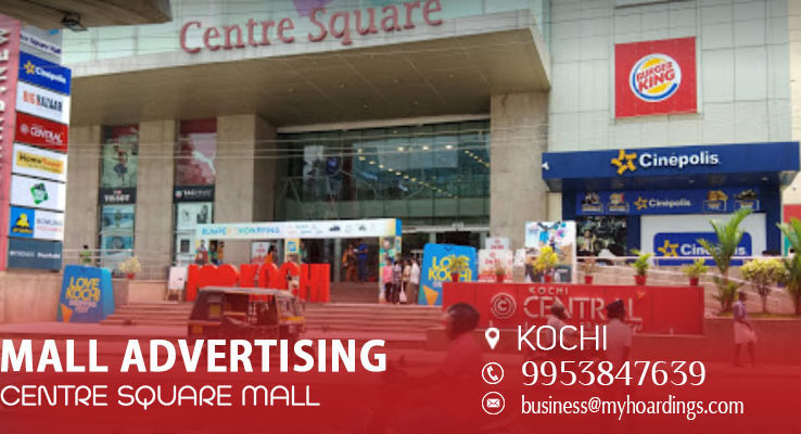 Kochi Mall Advertising services.Cinema advertising,Shopping mall promotion in Kochi and Advertising in Kochi Malls