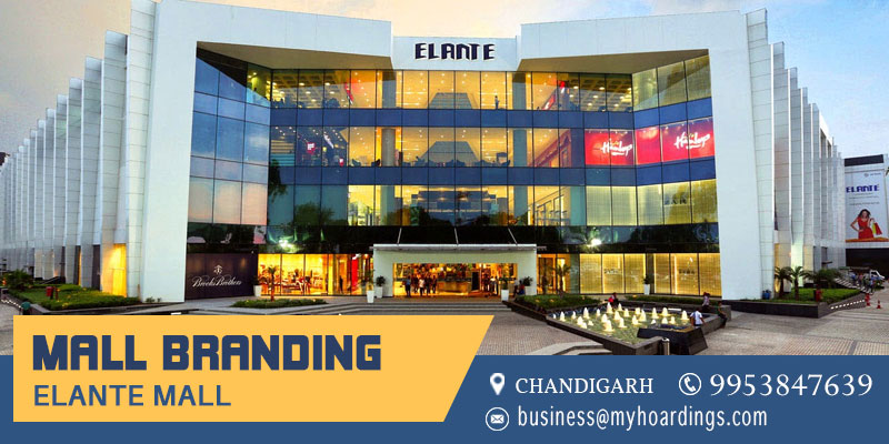 Contact MyHoardings for Chandigarh Shopping Malls, Advertising in Malls,How to advertise in Malls