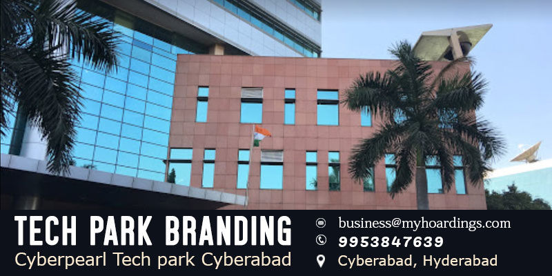Advertising in Hyderabad Corporate Offices.Tech park Branding in Hyderabad.Tech park Activation in Hyderabad