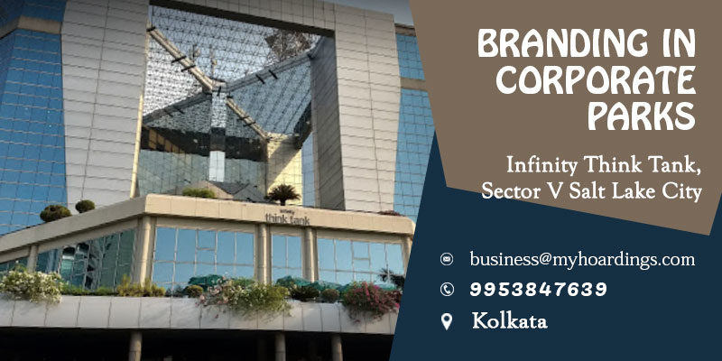 Branding in Kolkata Corporate parks.Can we promote brands in Kolkata Software Tech parks?Advertisement Activation in Tech Parks