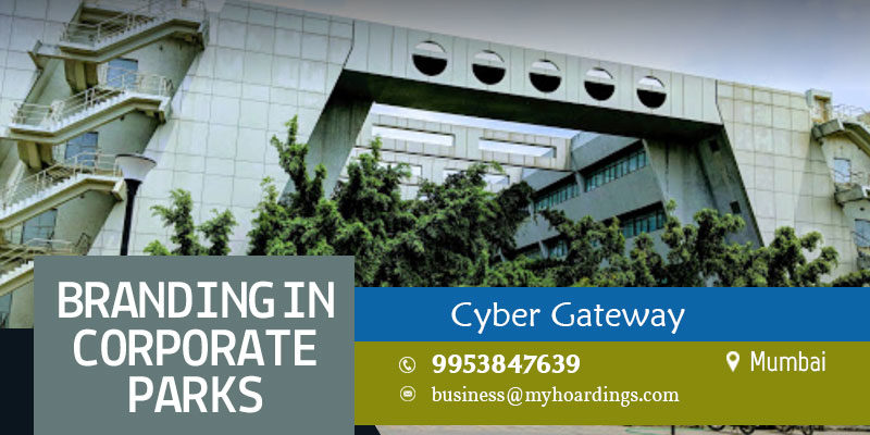 Tech park Advertising in Hyderabad, Branding in Cyber Gateway, Cyberabad.How to target software employees in Hyderabad?