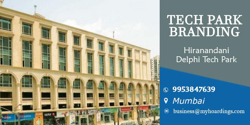 Branding inHiranandani Delphi Tech Park, Mumbai