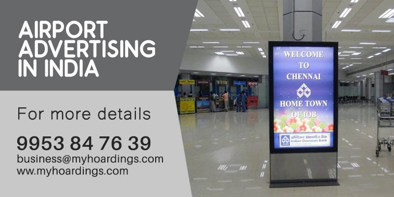 Airport Advertising in Ahmedabad