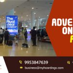 Indore Airport Advertising
