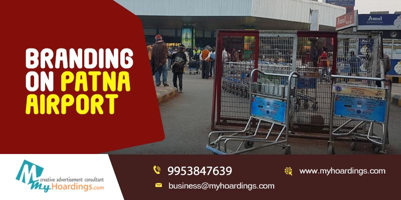 Patna Airport Advertising