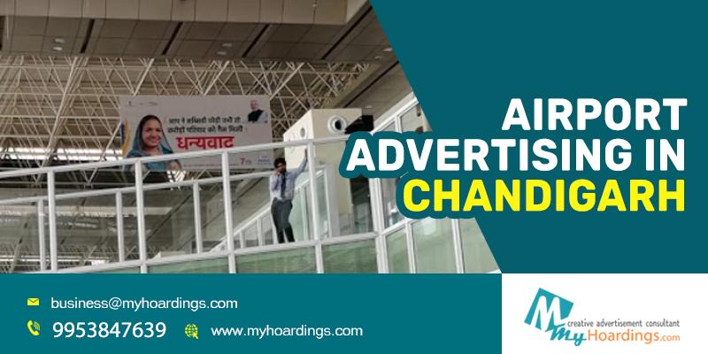 Chandigarh Airport Advertising