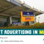 Madurai Airport Advertising