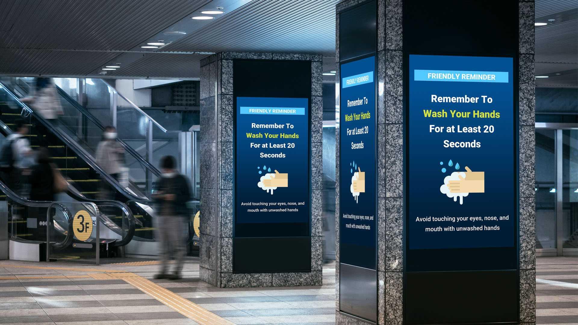 Digital Signage, DOOH Screen advertising in India, DOOH Ad agency