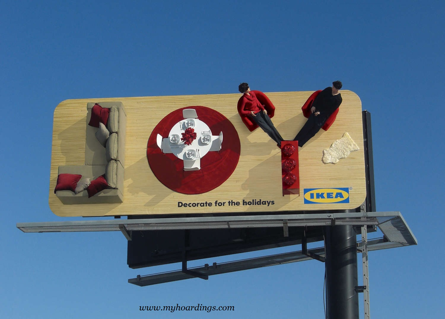 Furniture Advertising Billboard Awesome Ads
