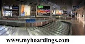Delhi Airport Advertising, Airport Advertising in India, Billboards on Indian Airports Advertising, OOH Publicity at Delhi Airport