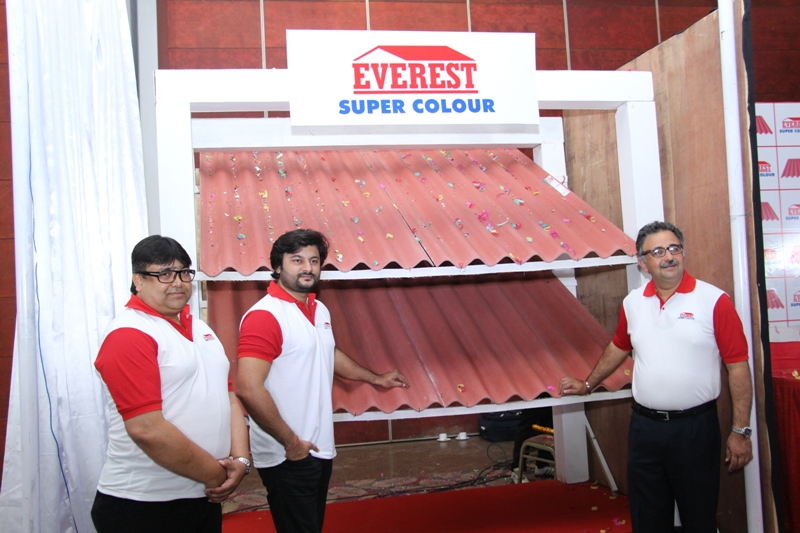Everest Super coloured Roofs , Outdoor Media News,Brand Promotion, Product marketing, Company News, Brand Building,Tejas Mehta, OOH Advertising