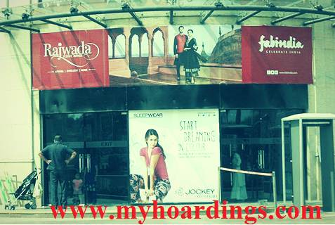 OOH advertising, Lowe Lintas, FabIndia Business Promotion, Karan Kumar, Naveen Gaur, Outdoor Hoardings, OOh Ad Campaign, FabIndia Ad Partner, MyHoardings