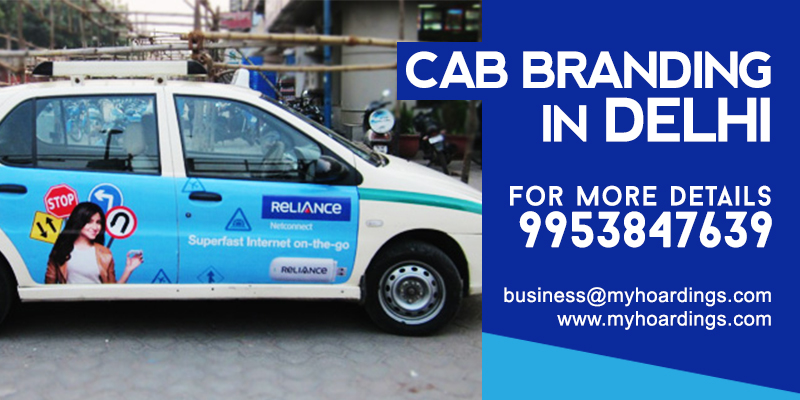 Car branding in Delhi-NCR