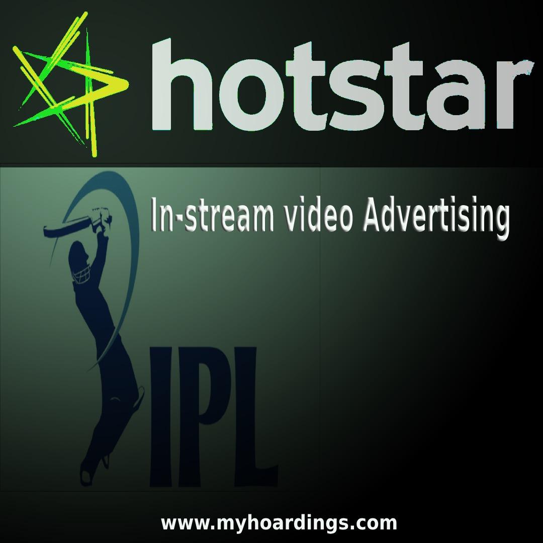 OTT Advertising with Hotstar,Video advertising across digital advertising platforms India