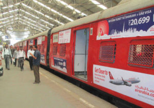 Train Branding Services in Maharashtra. Contact MyHoardings for Train advertising in Mumbai and rest of Maharashtra.How to advertise with Indian Railway?