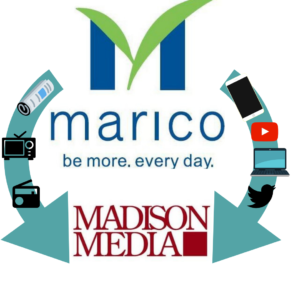Madison media has won the media mandate for Marico with growth of Digital Media on the rise.Digital Branding news.