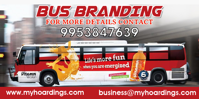 Bus Advertising on KSRTC Buses, RSRTC Bus branding,DTC bus Advertising,UPSRTC and MPSRTC Bus Branding