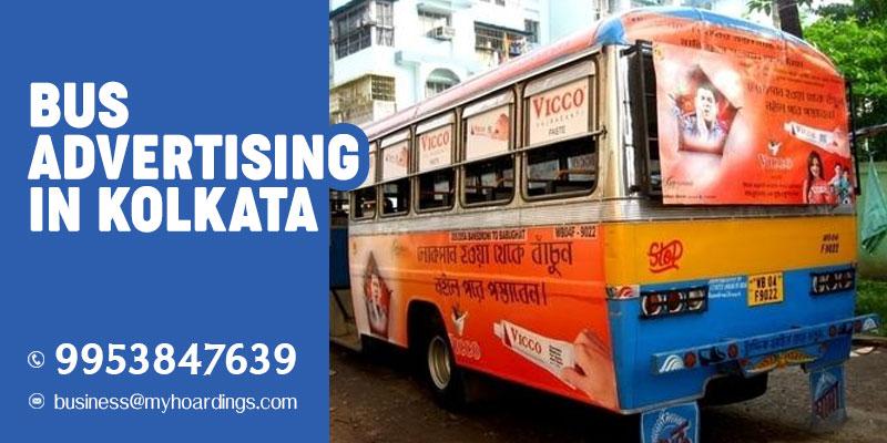 Bus Branding in Kolkata