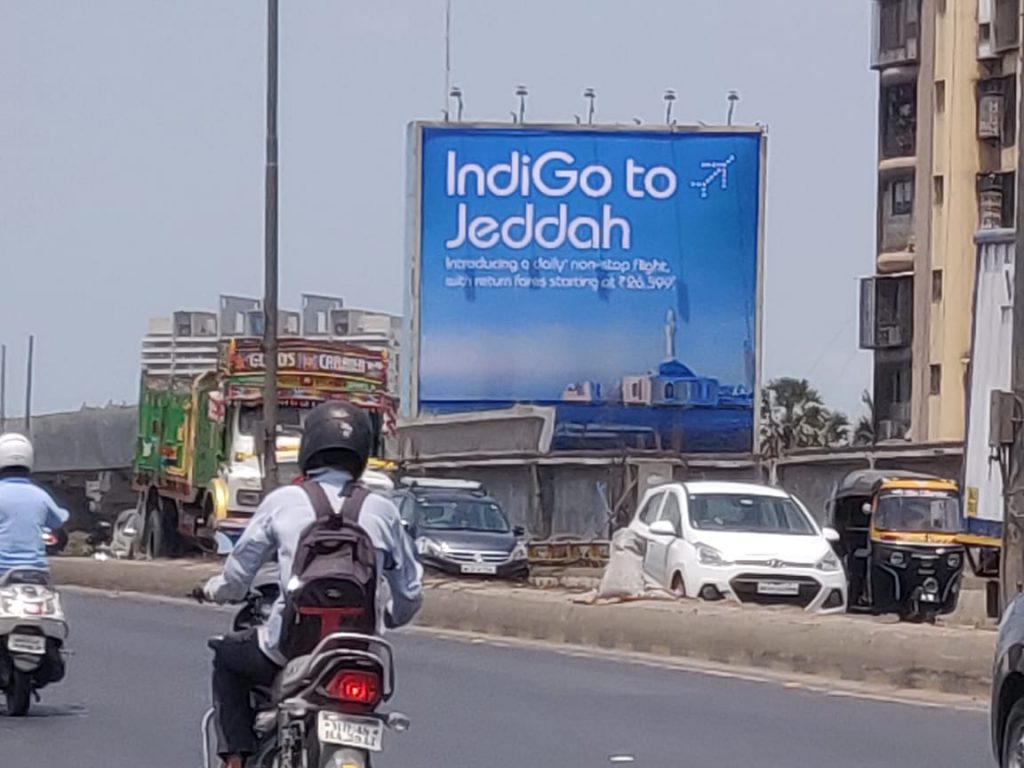 Hoardings in Mumbai, OOH Billboards in Mumbai,Mumbai Ad Campaigns,Outdoor Industry News