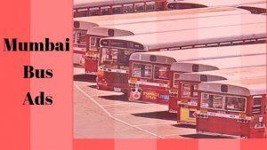 Mumbai Bus Advertising, Branding on Mumbai's BEST buses. Rates of advertising on AC and Non-AC buses in Mumbai. OOH Ads in Mumbai