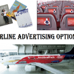 Promote your Brands up in the Sky with Airline Advertising