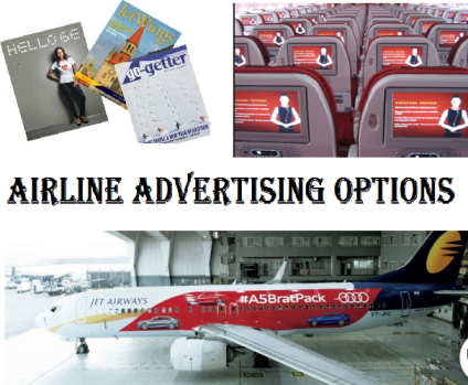 Airline Advertising,Inflight Magazine Advertising, Airline Advertising agency, How to advertise in Airlines like Indigo,SpiceJet,Go Air,Vistara